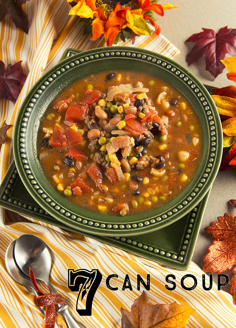 7 Can Soup Recipe