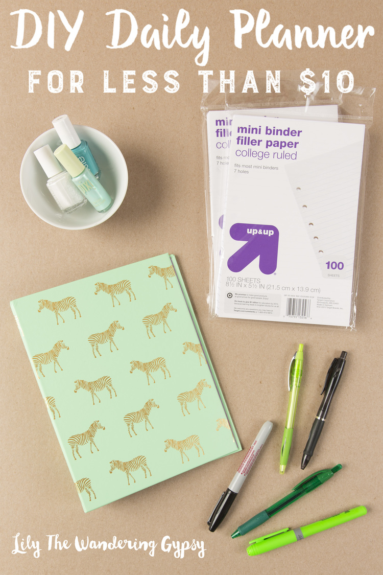 This  DIY Planner  is one of my most popular blog posts! Check out how easy it would be to make one, and give as a gift.