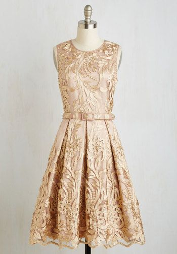Adorable Dress in Blush