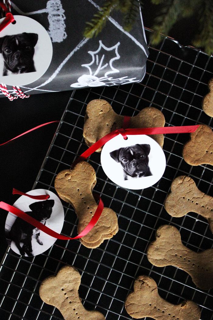 PoppyTalk -  DIY Dog Treats + Cute Gift Tags