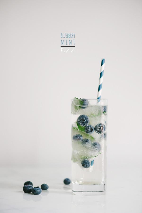 Blueberry Fizz