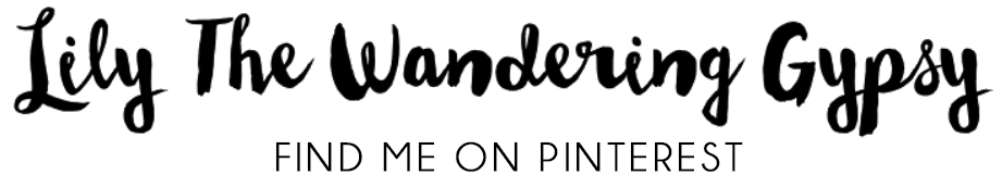 Find Me On Pinterest!