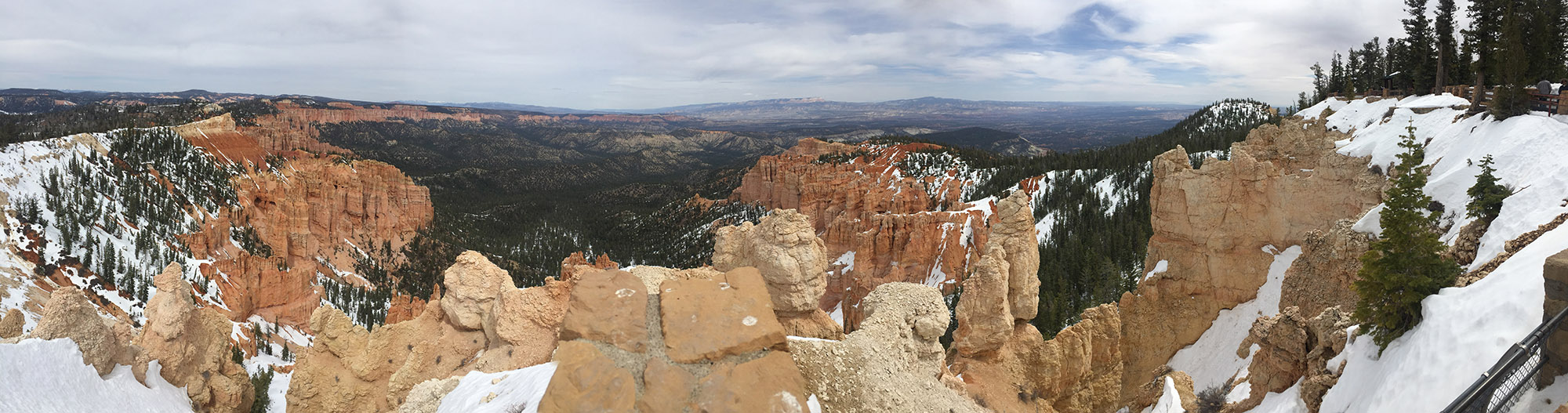 Bryce Canyon National Park - Click To See Larger