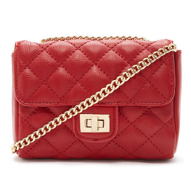 Quilted Crossbody Purse $14.90