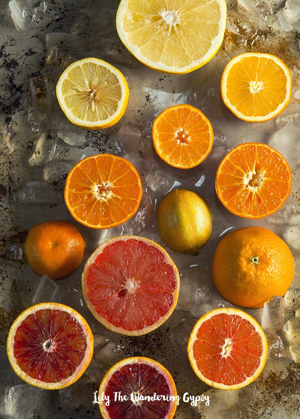 Citrus Ombre