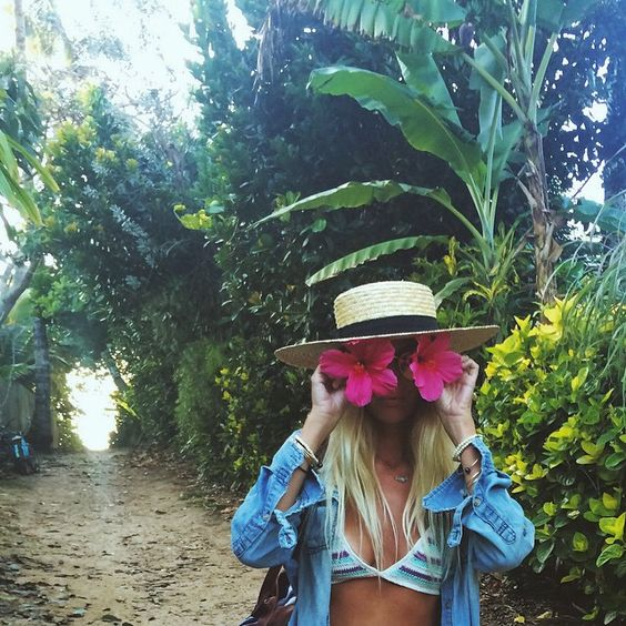 More Tropical Vibes Here.