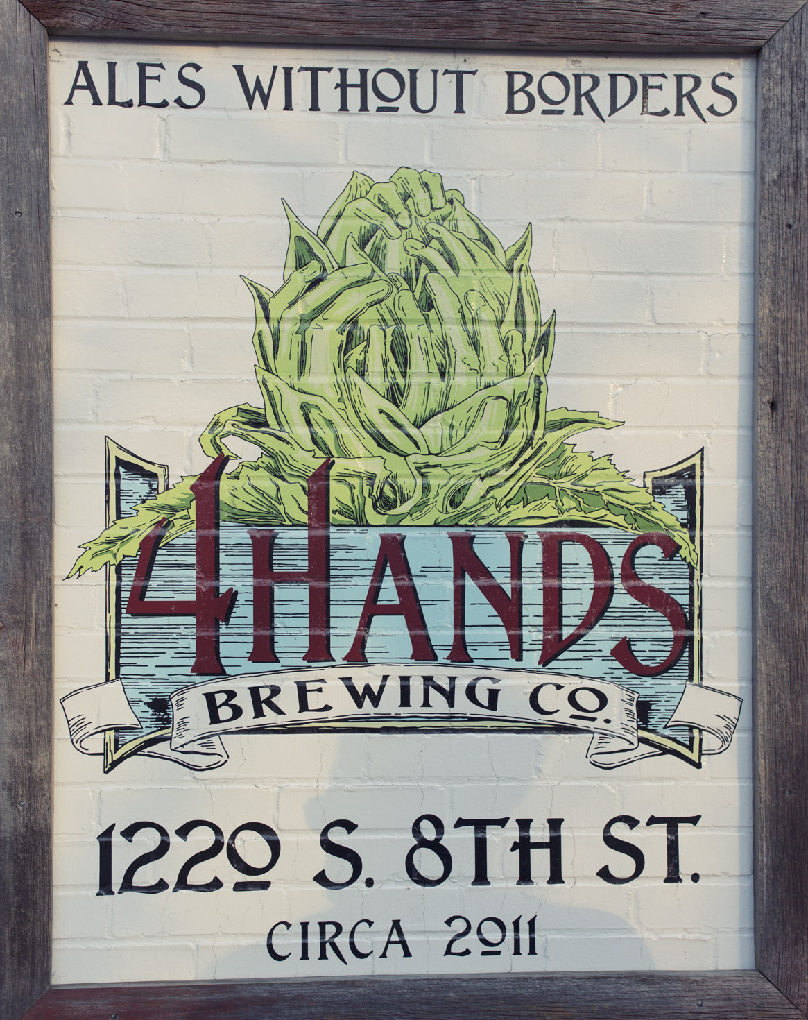 4 Hands Brewery - Lily The Wandering Gypsy
