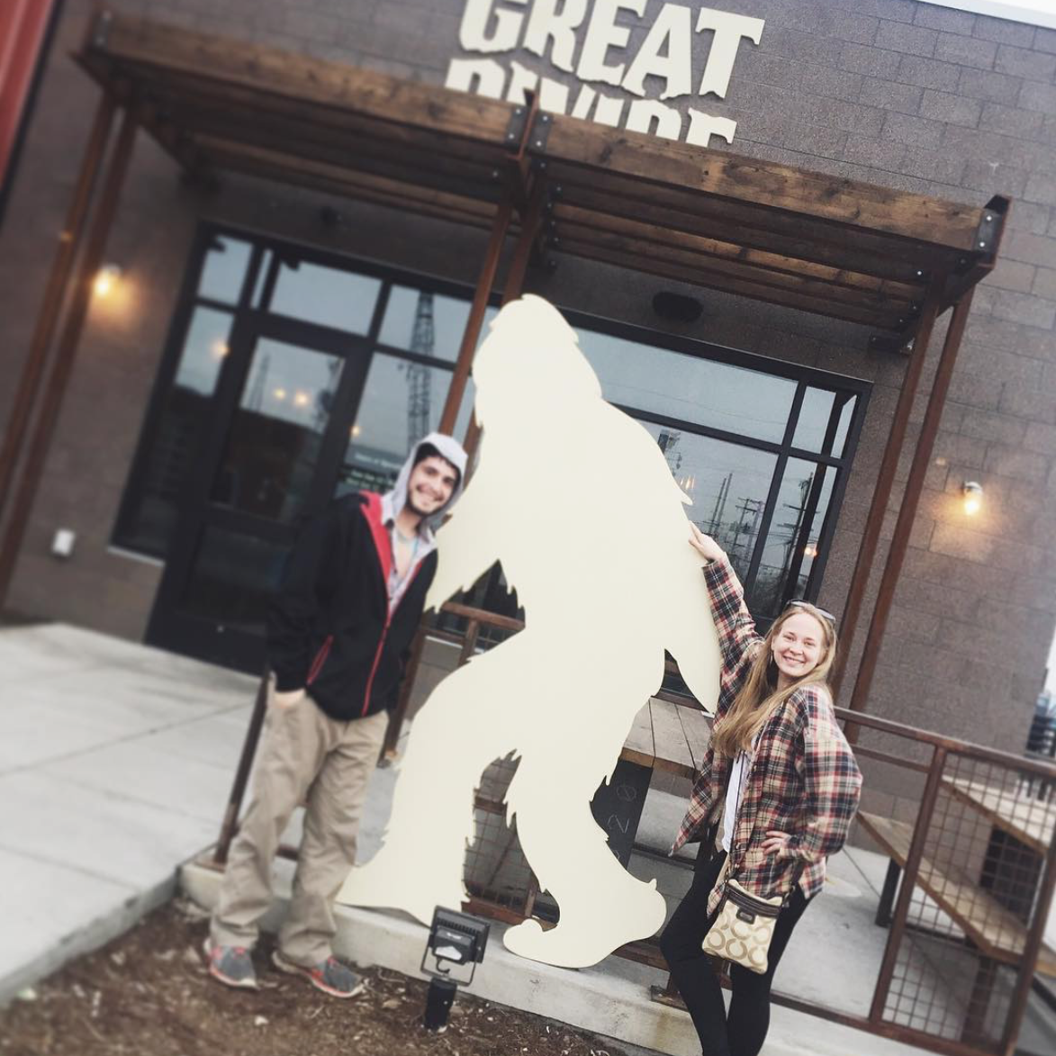 Our friends at Great Divide!