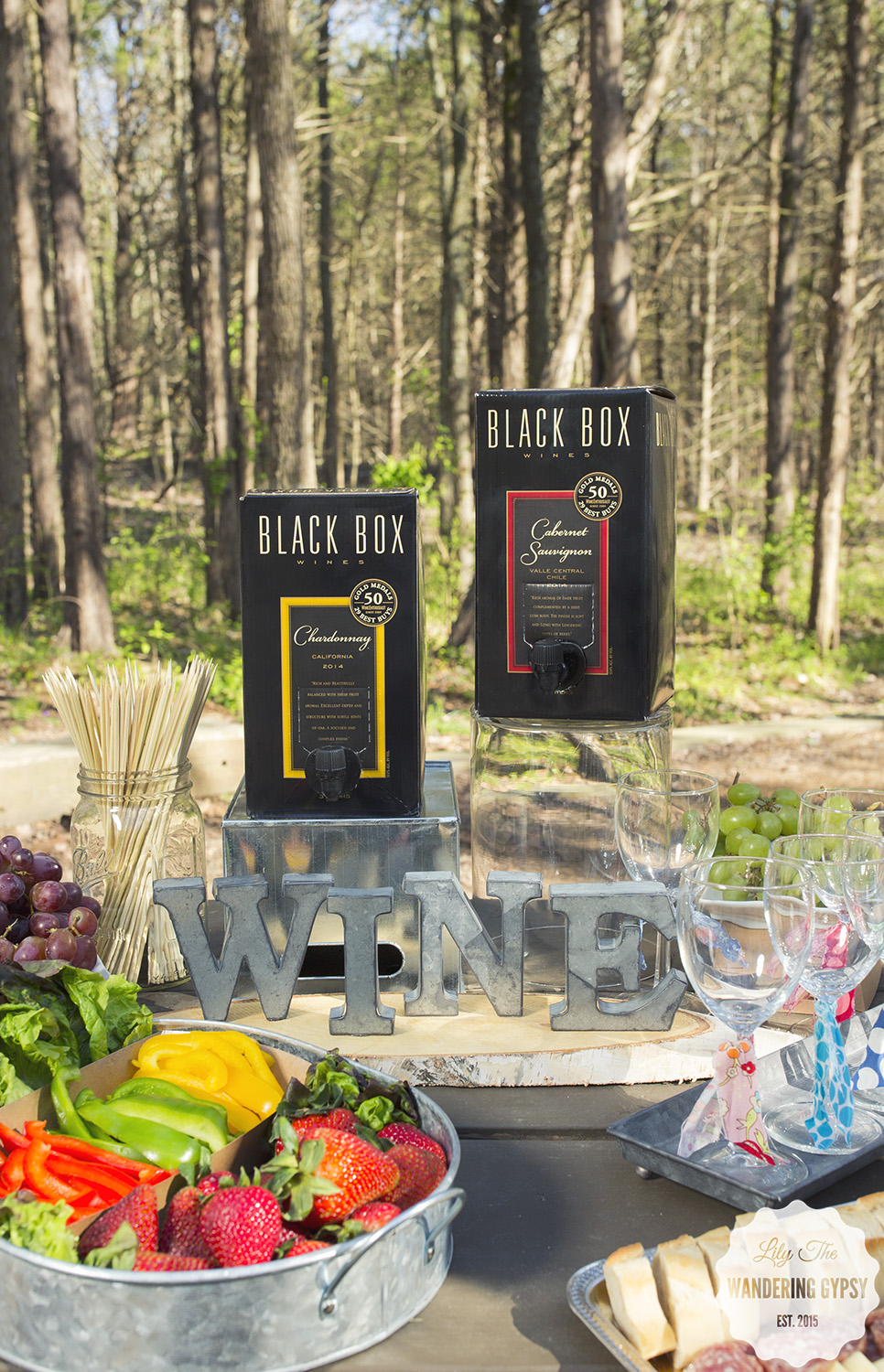 Cute Summer Party Ideas! #BlackBoxSummer #CollectiveBias (Msg4 21+)