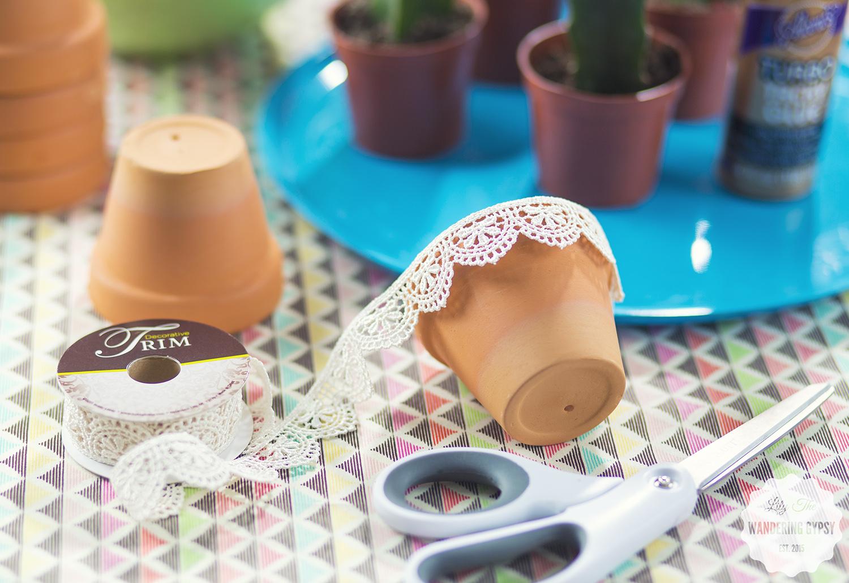 Cute and Easy Cactus DIY Decor Idea!