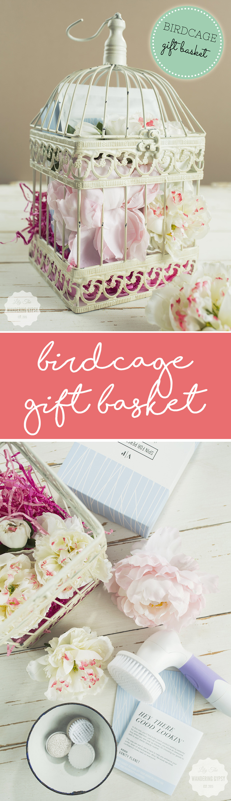 Cute gift Basket Idea