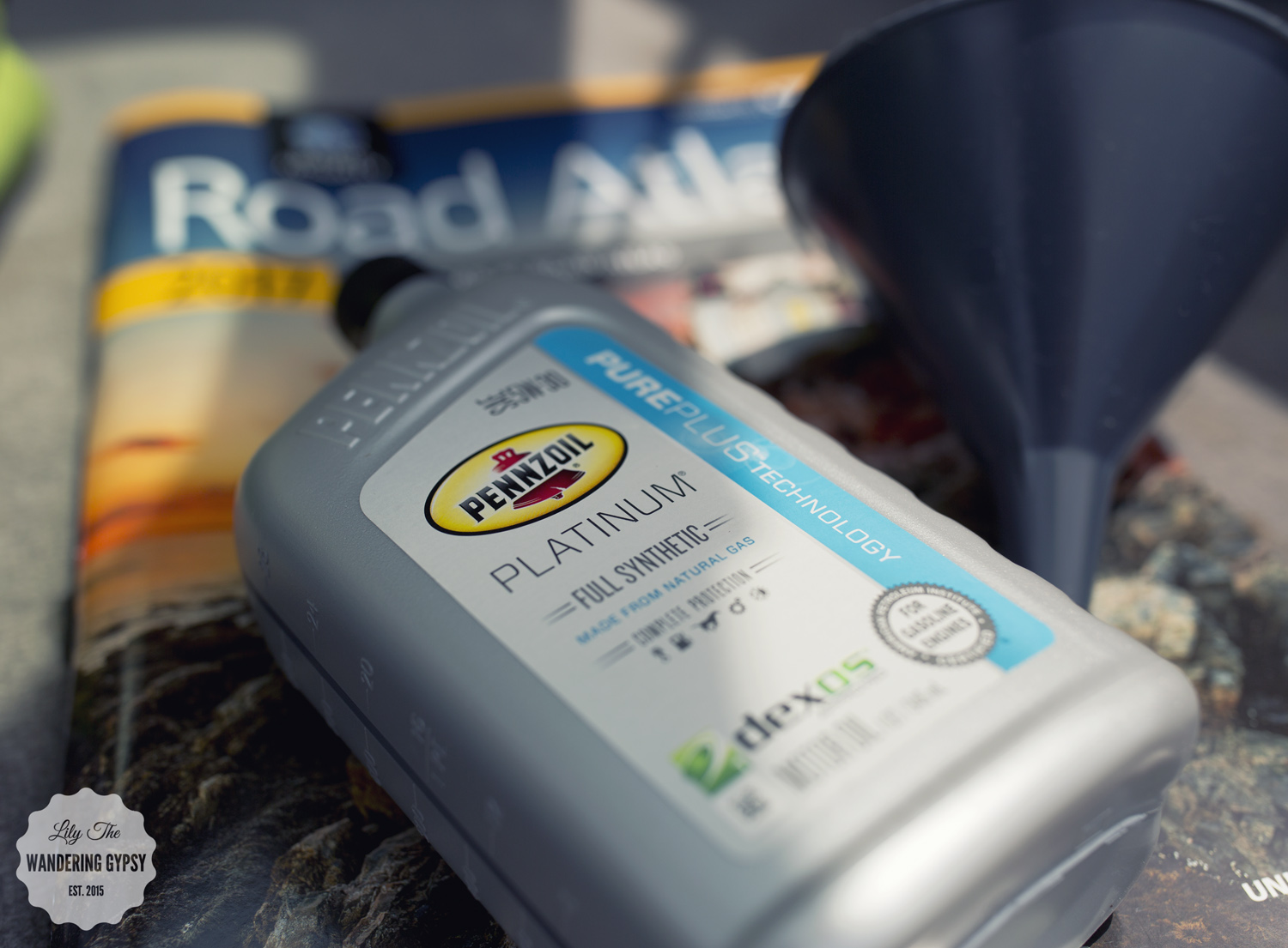 Lily The Wandering Gypsy + Pennzoil ~ Road Trip Tips