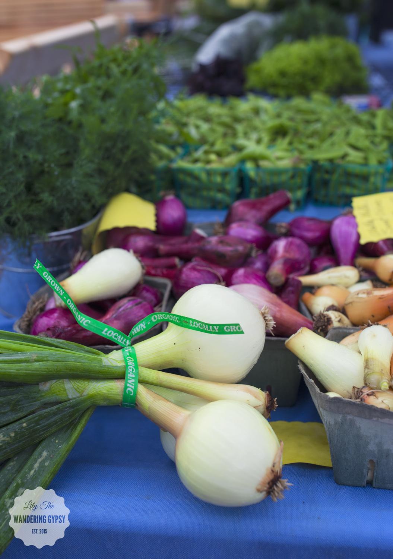 Farmer's Market Dinner