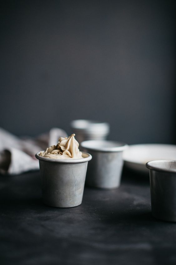 Cereal Milk Soft Serve Ice Cream Recipe -  via Erin Made This