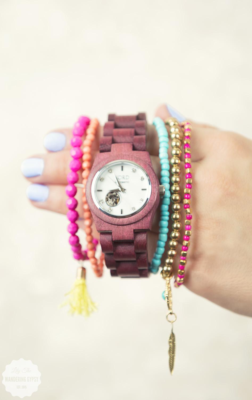 Wood Watches - LWG