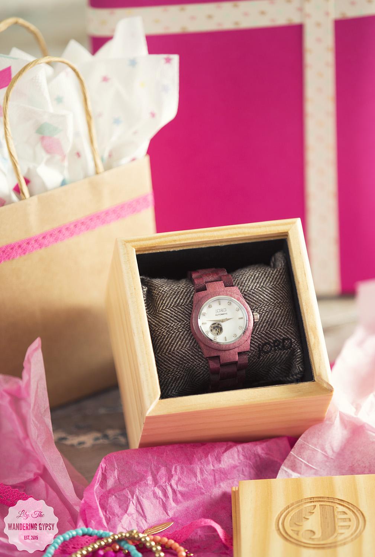 JORD wood watch - LWG