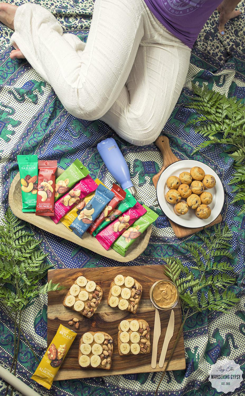 Summer Snacking + Picnics