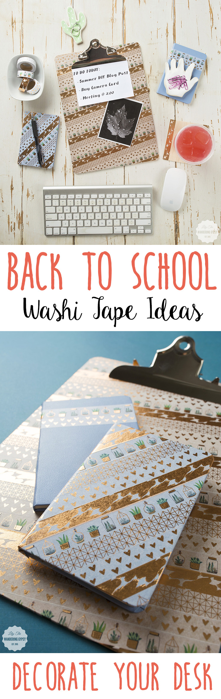 Washi Tape Everything!