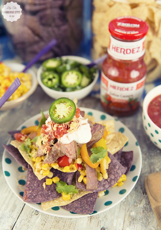 awesome nachos!