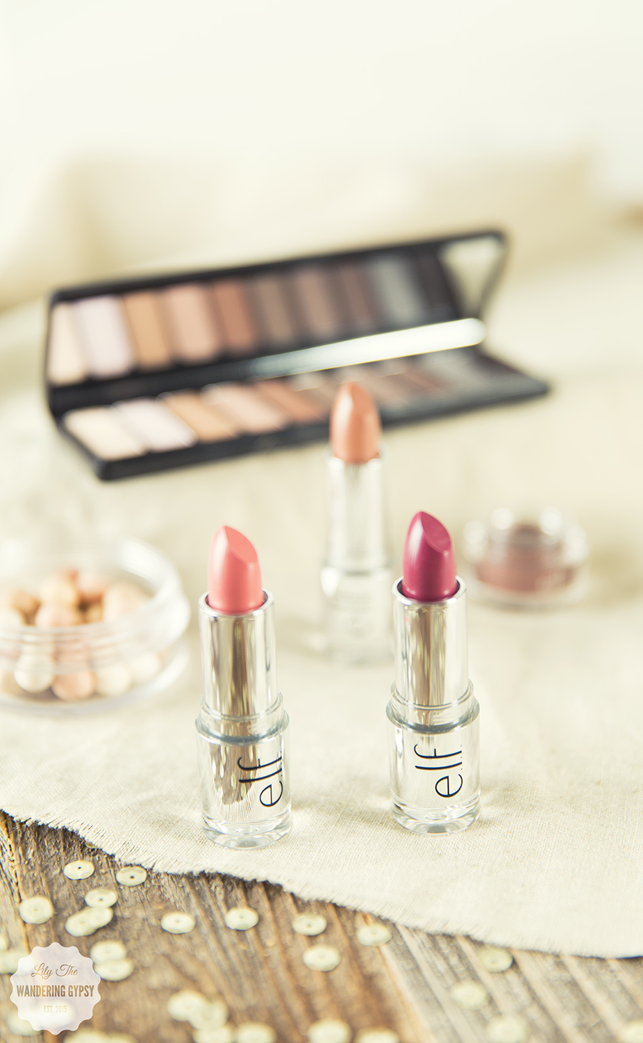 #PlayBeautifully with e.l.f. makeup + Lily The Wandering Gypsy