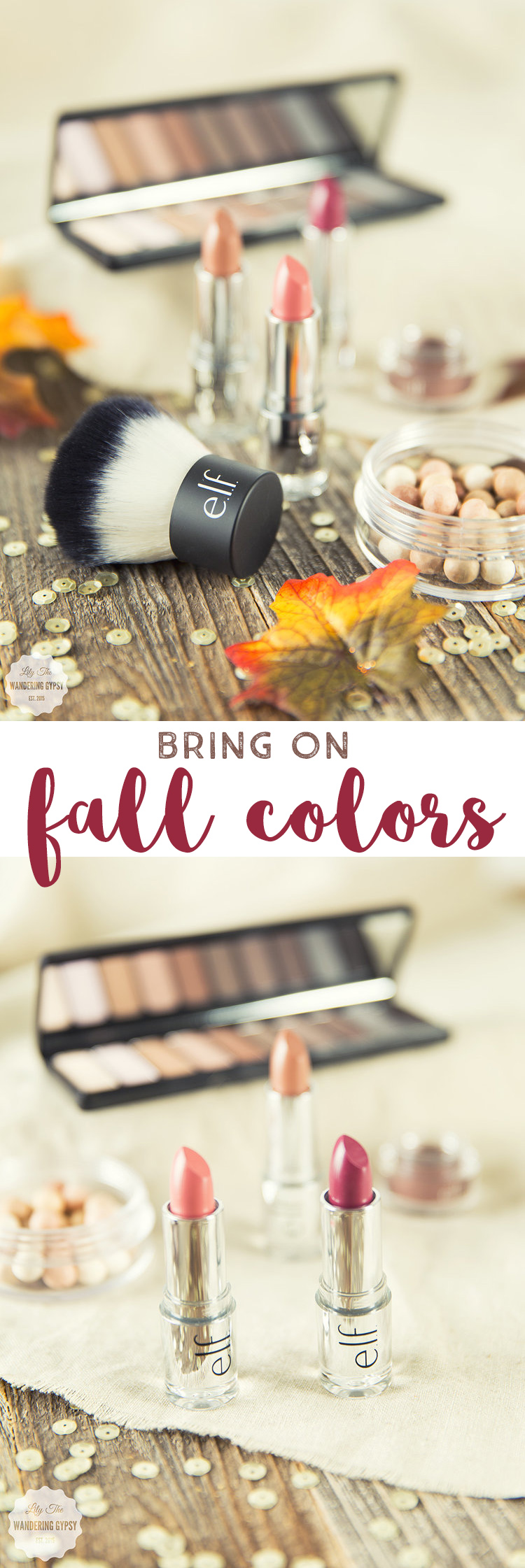 cute makeup for Fall!