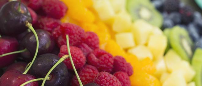 rainbow fruit
