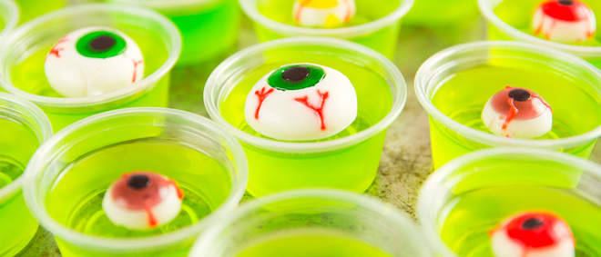a Halloween Party with TONS of Decor and Recipe Ideas