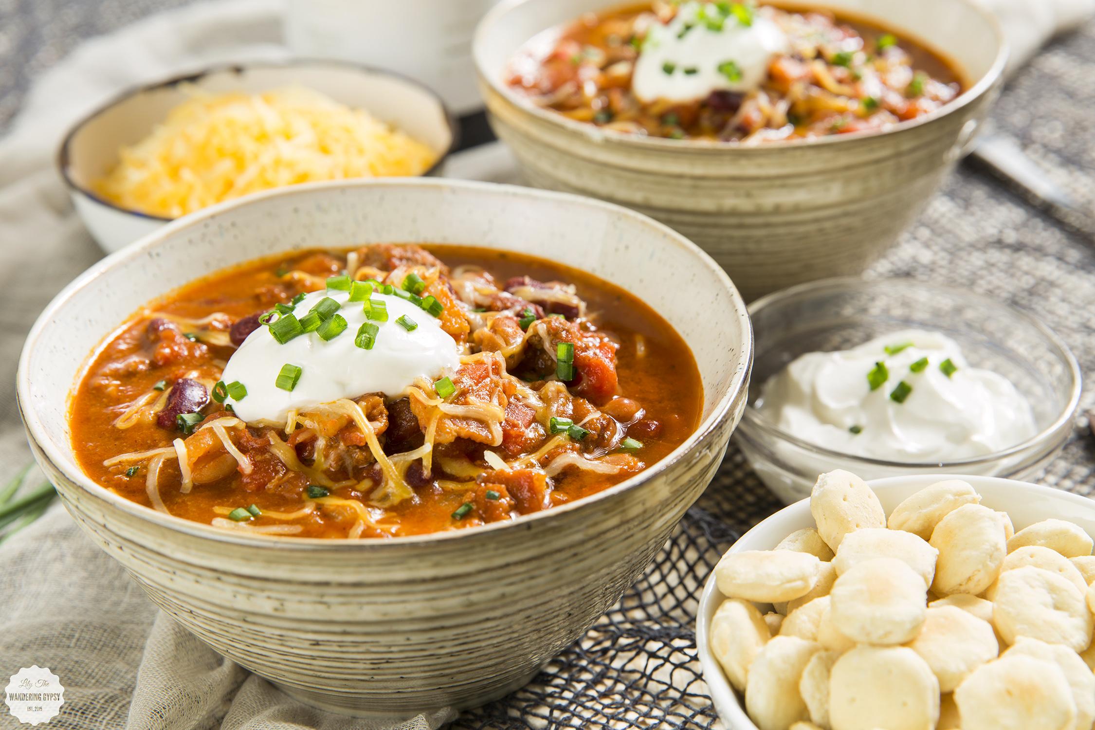 Amazing Chili Recipe! #PickedAtPeak