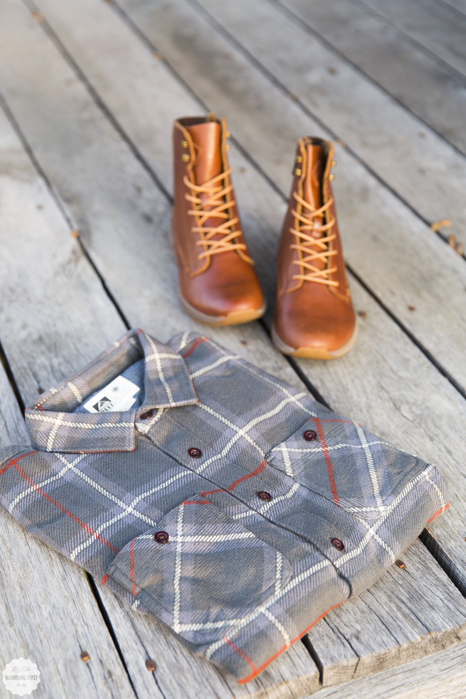 Swellular Boots by Reef.com ~ Lily The Wandering Gypsy