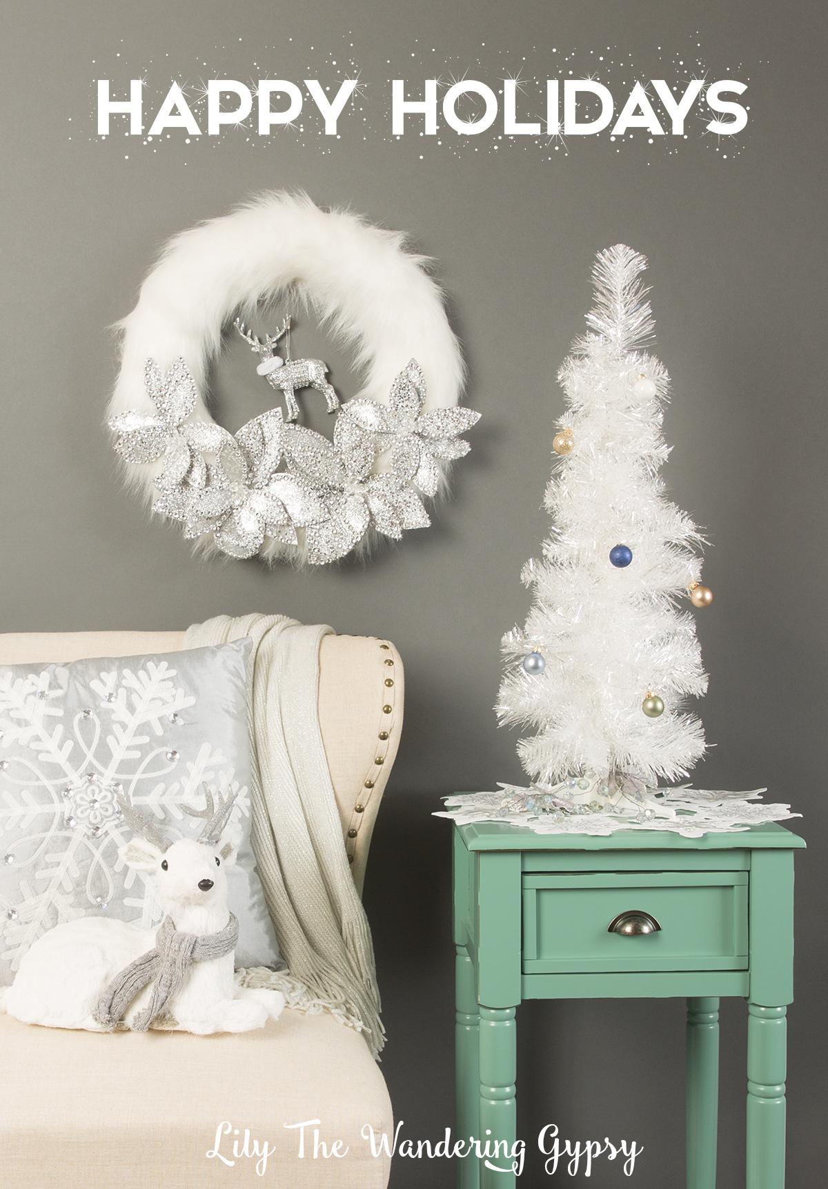 #BigLotsHoliday - cute home decor items!