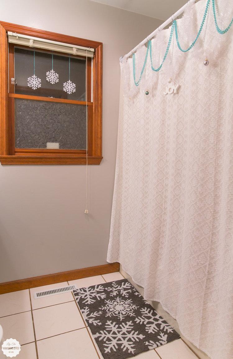 Bathroom - AFTER #LWGcreates