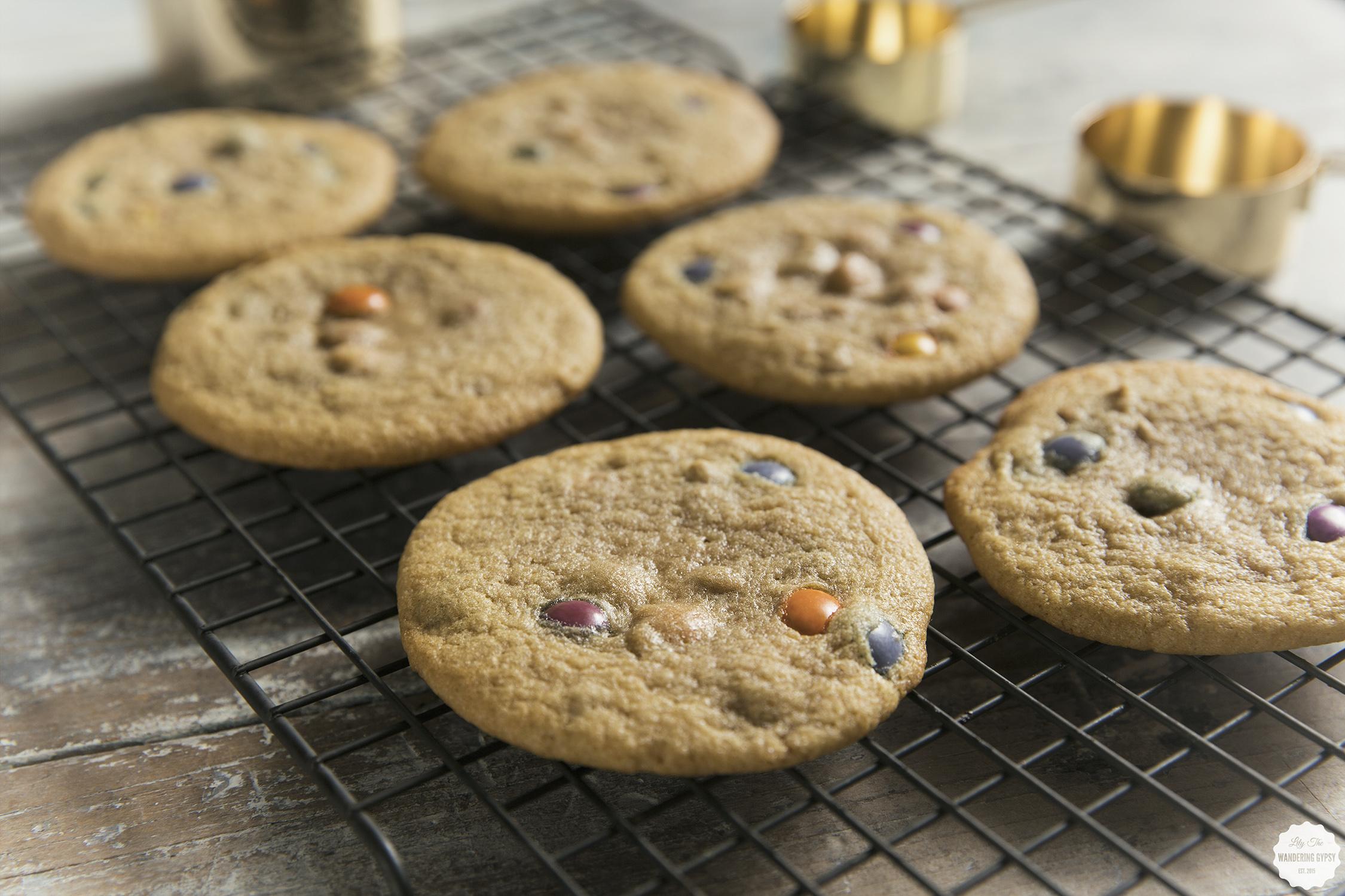 Organic Cookie Recipe