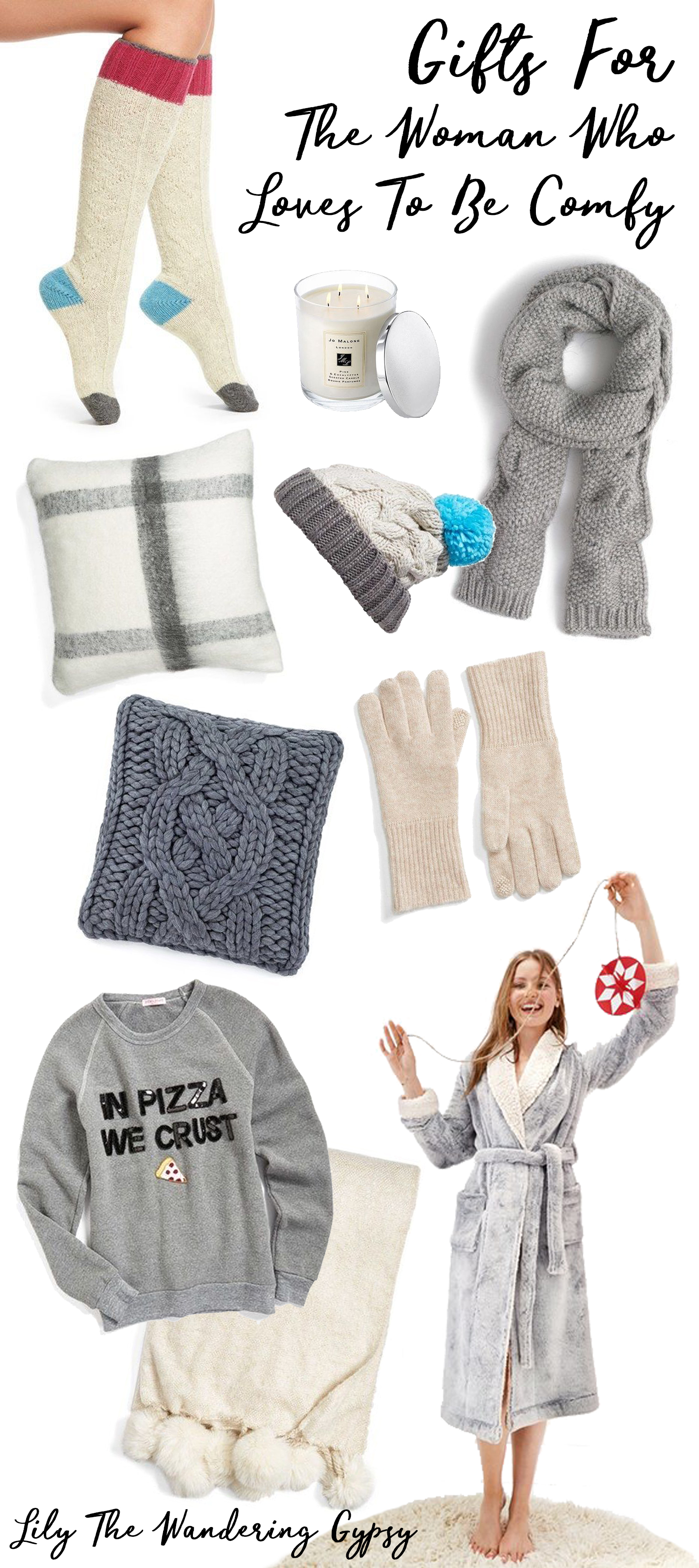 Comfy Cozy Gift Guide