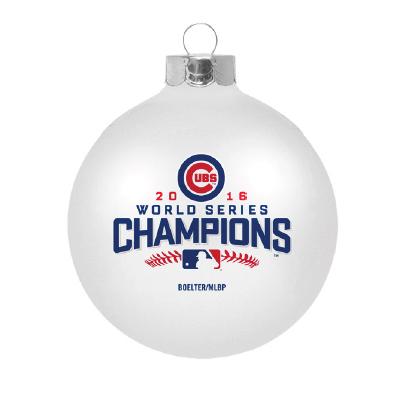 Cubs Ornament