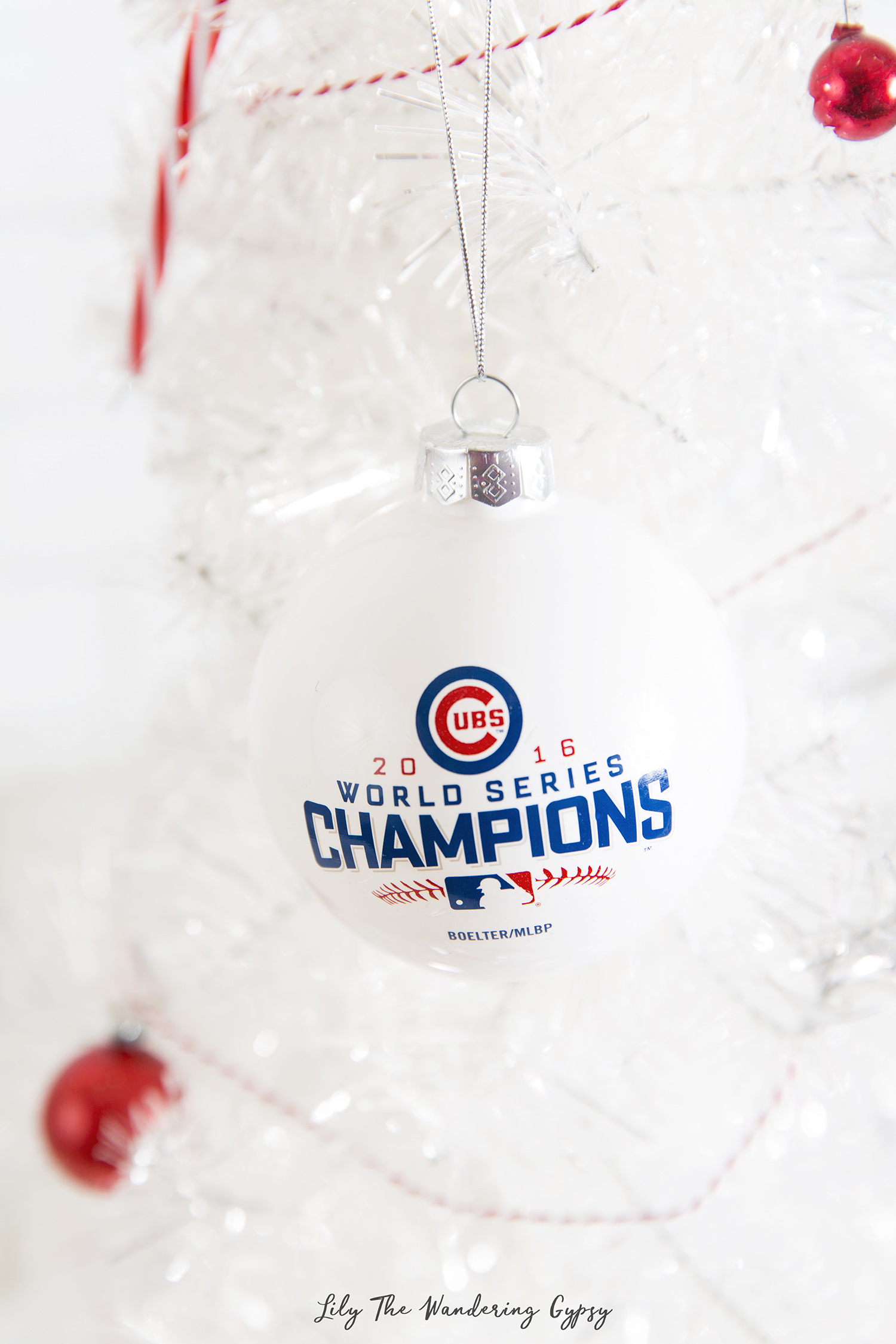 Gifts For The Chicago Cubs Fan — Lily