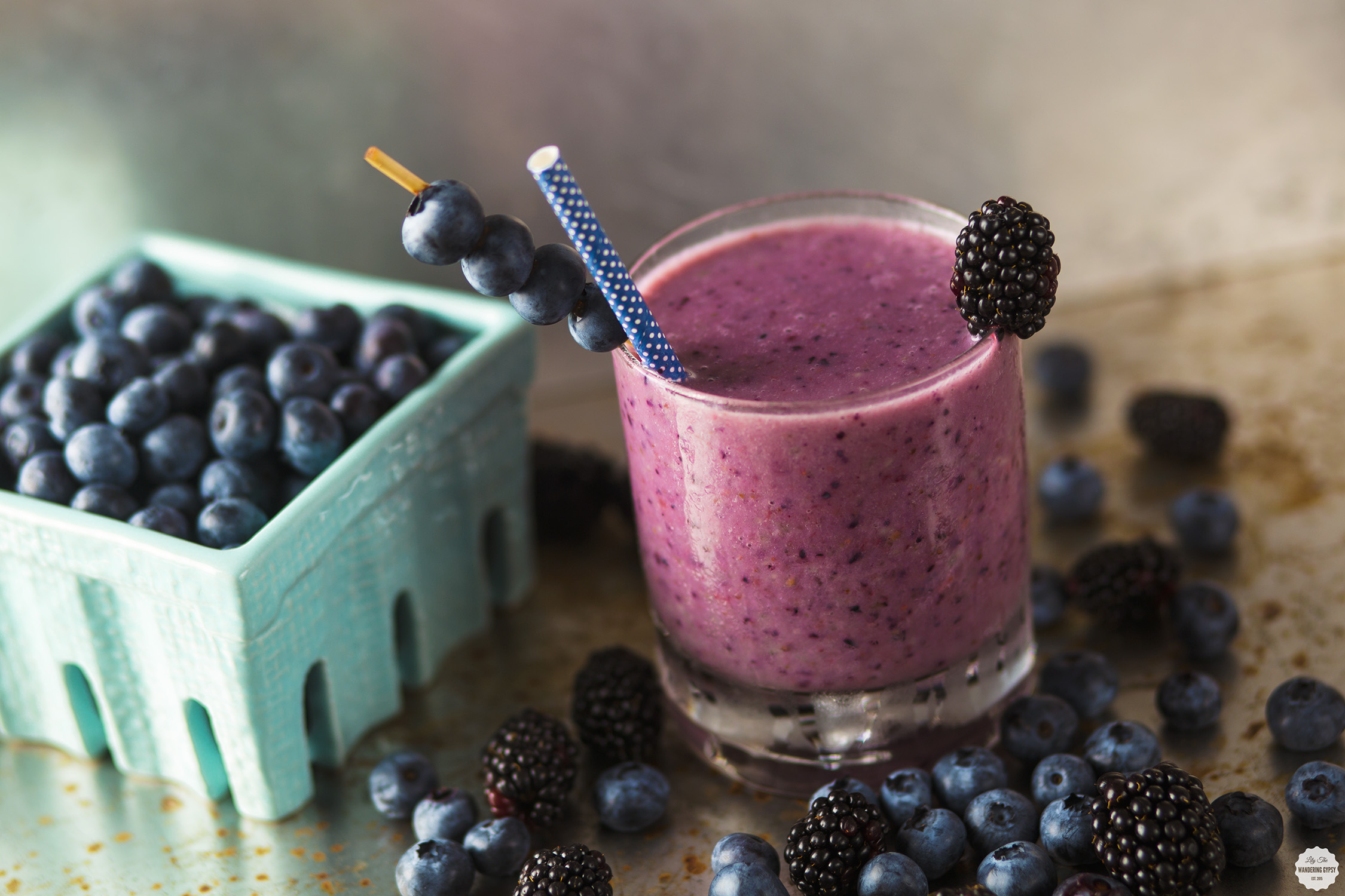 Purple Haze Smoothie Recipe