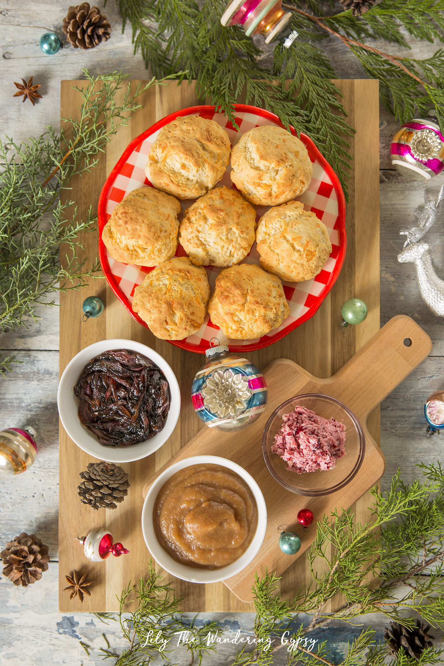 Morning Biscuits Recipe