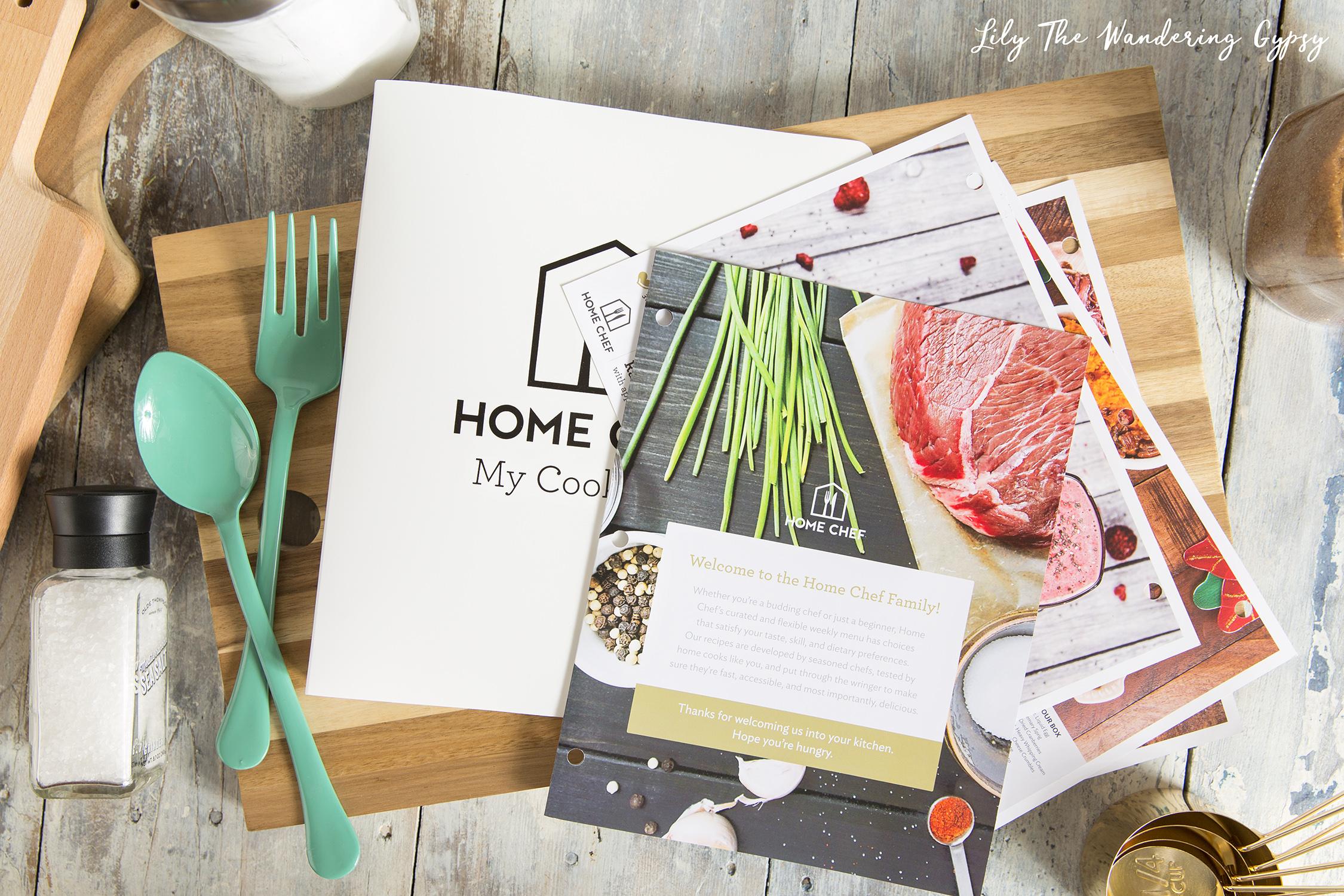 Home Chef Recipes