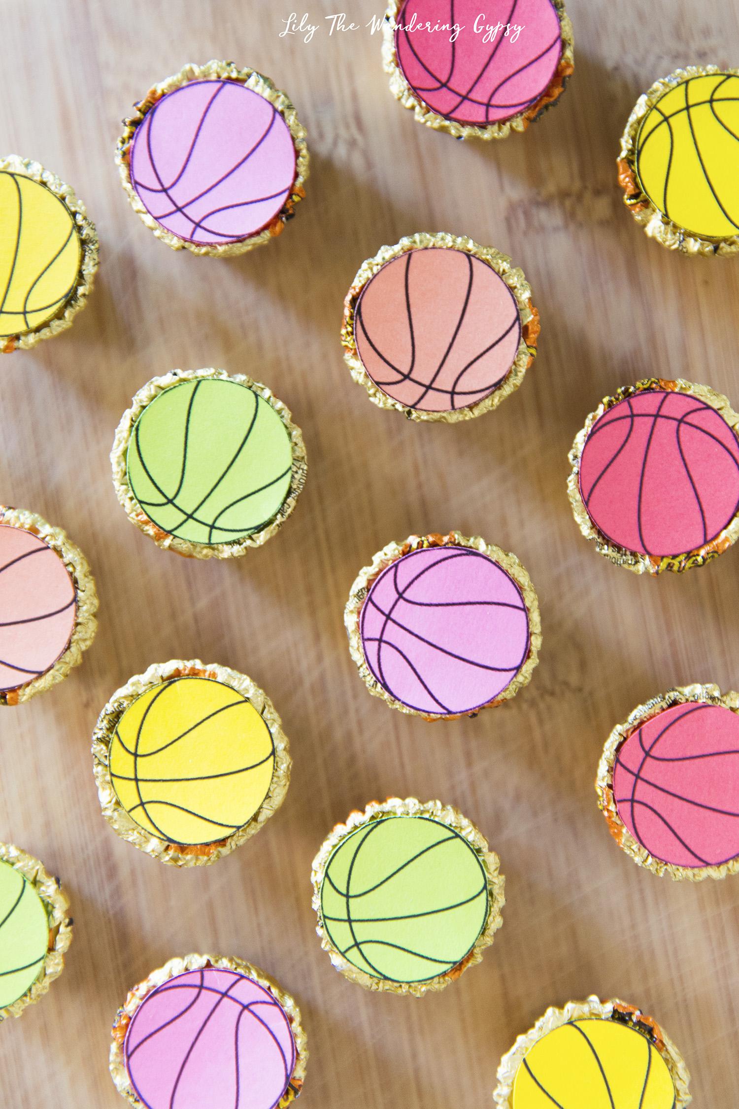 Basketball Party Ideas + Recipes
