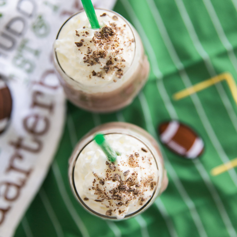 Game Day Milkshakes