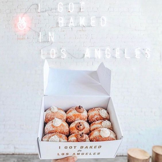 Donuts, please!