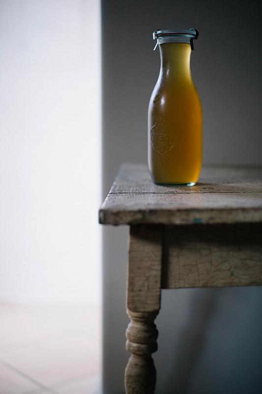 Honeysuckle Mint Vinaigrette