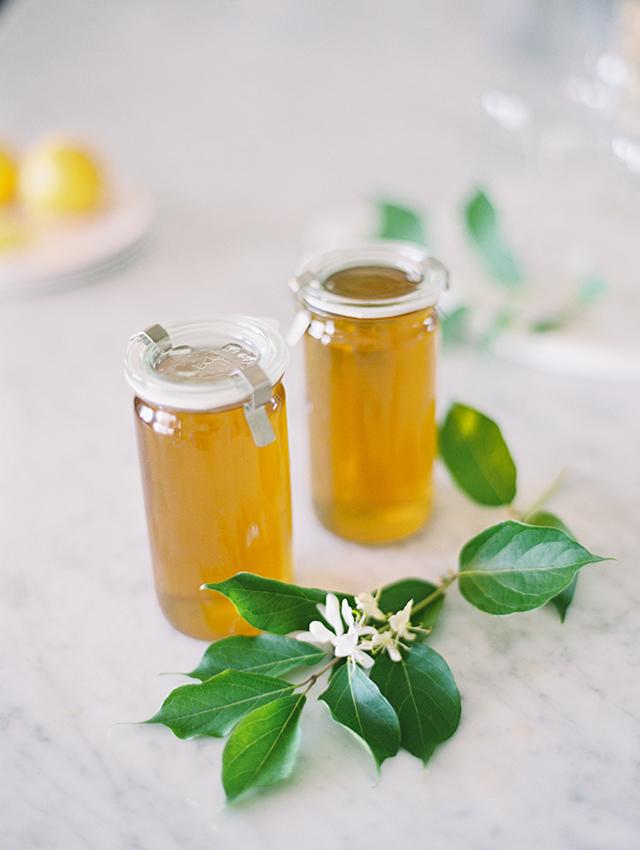 Honeysuckle Cocktail