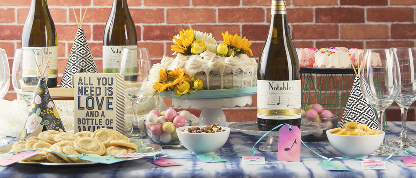 Boho Wine Tasting Party Ideas