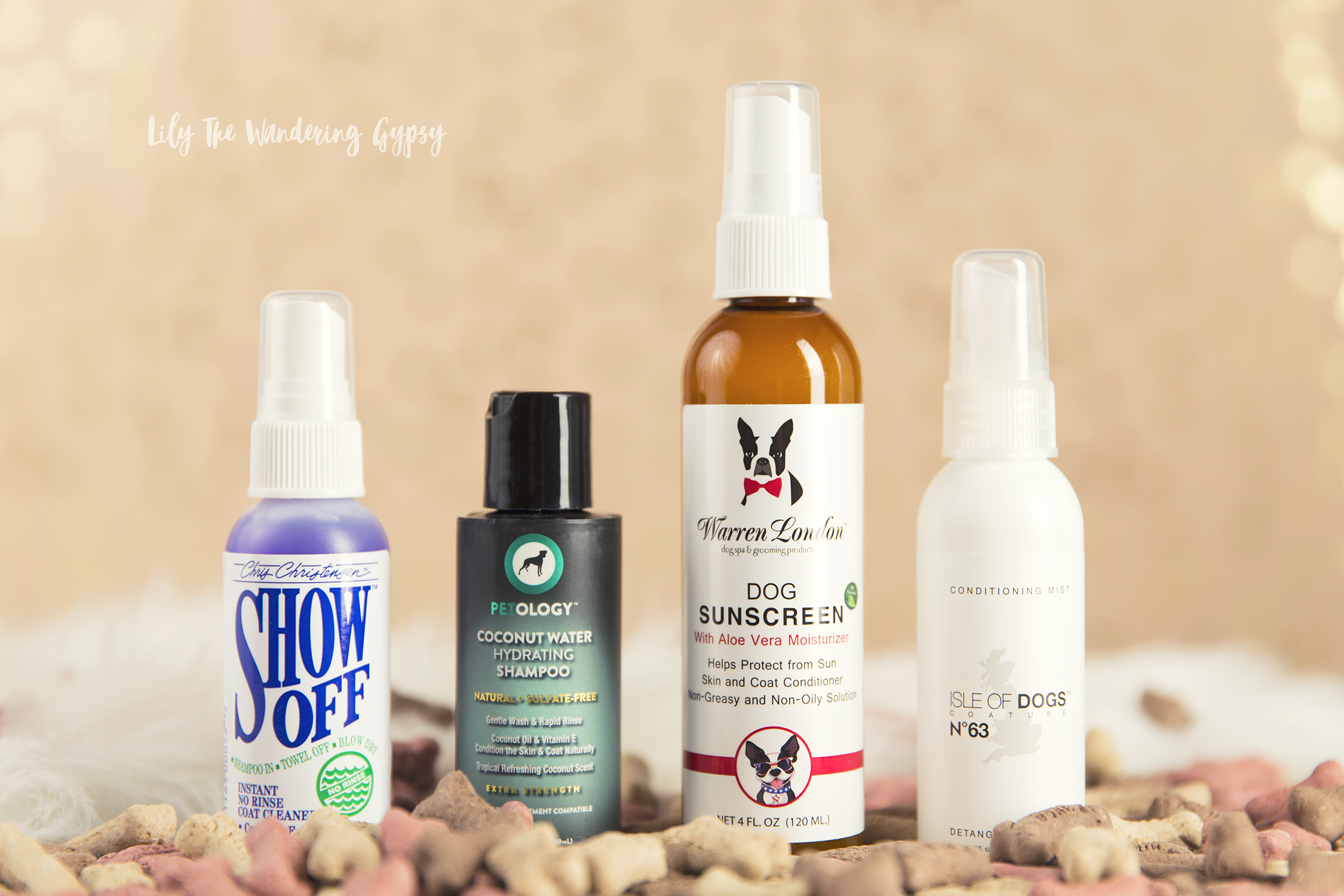 Dog Grooming Products