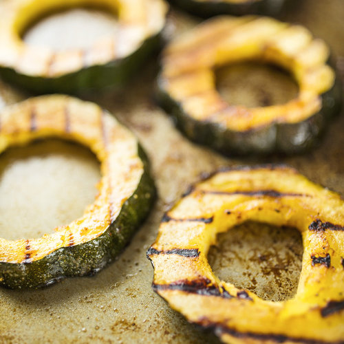 Easy Grilled Squash - Get The Recipe