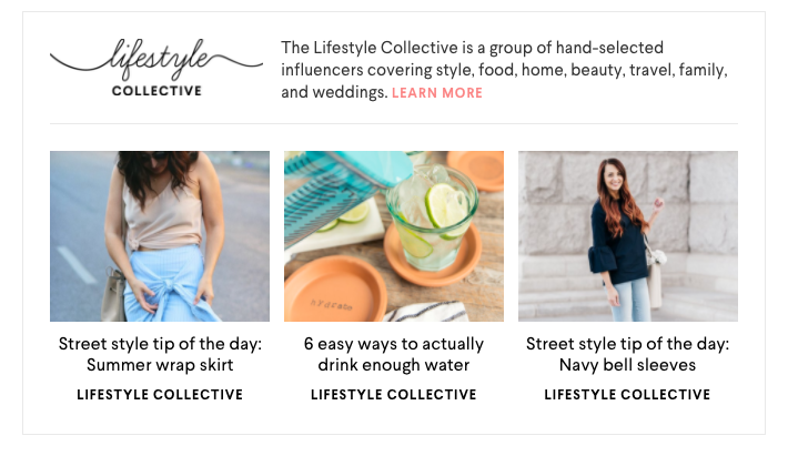 Learn More! AOL Lifestyle Collective