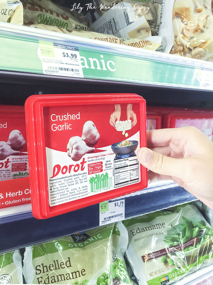 Find Dorot at Whole Foods!