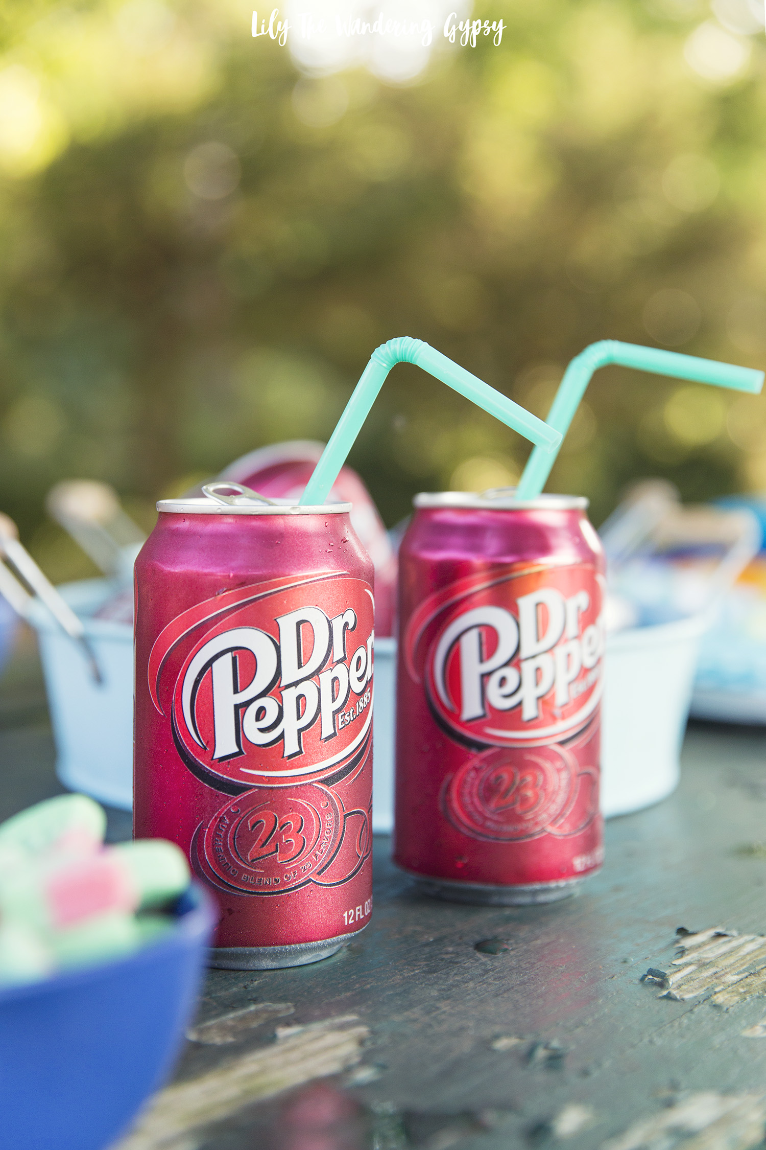 Enjoy The Summer! #PickYourPepper