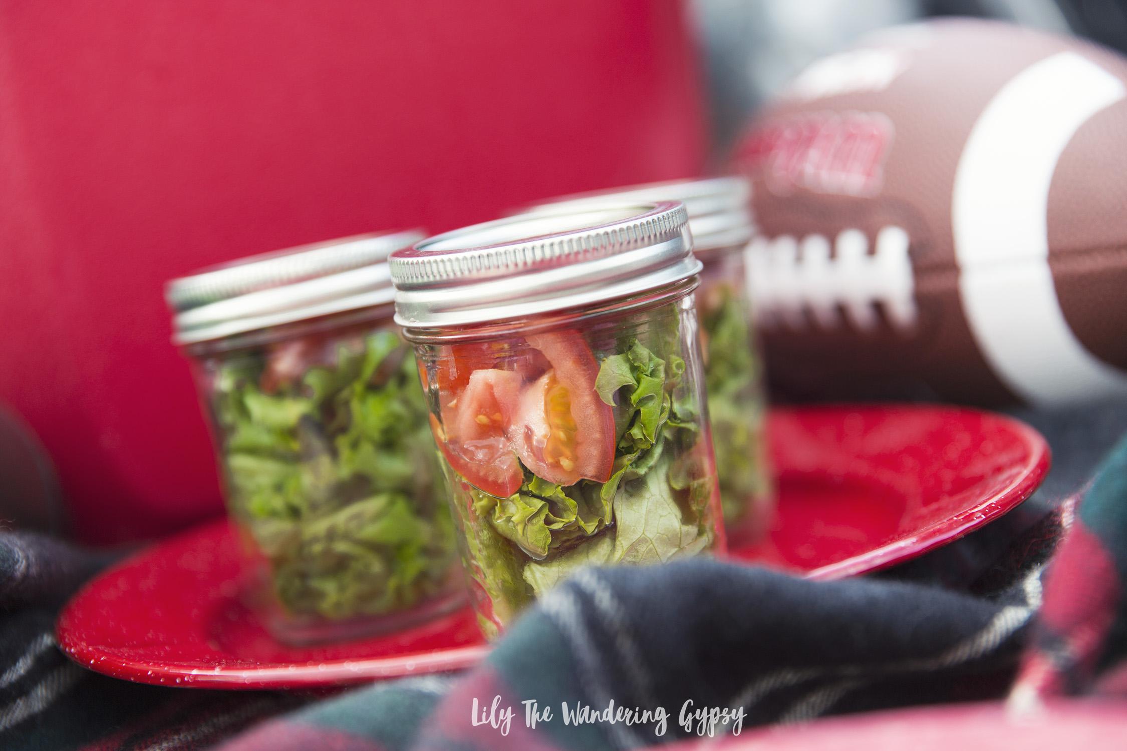 Salads on the go!
